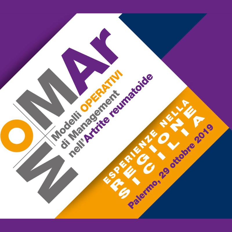 Palermo, grazie a convegno MOMAr Sicilia fatto punto innovativo su artrite reumatoide