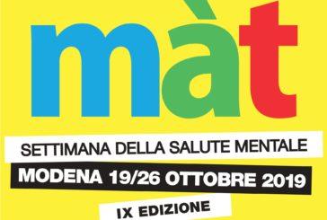 Dal 19 al 26 ottobre torna Màt: una settimana di eventi per la salute mentale
