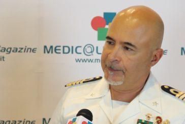 Medicina iperbarica in Puglia, intervista al Comandante Fiorenzo Fracasso