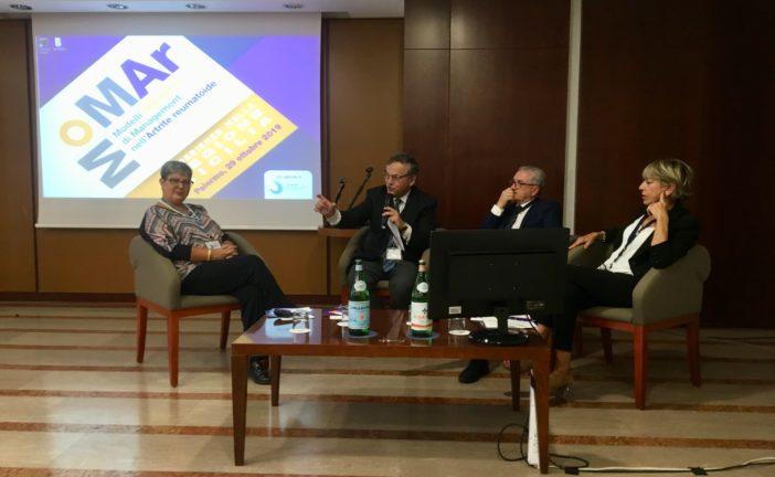 Palermo, grazie a MOMAr Sicilia fatto il punto innovativo su artrite reumatoide