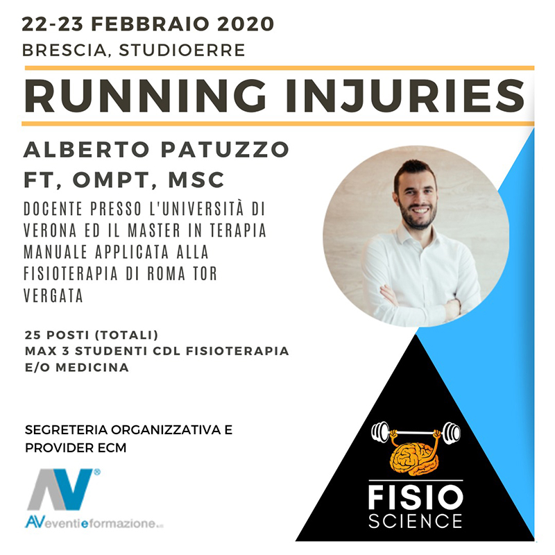 Fisio-Scienz Running Injuries