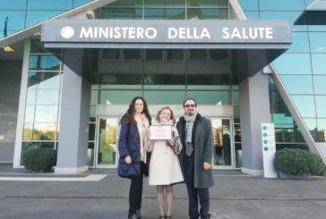 Salute della donna, l'Ospedale Israelitico di Roma si tinge di Rosa