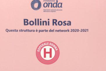 Medicina di genere, 2 bollini rosa per ospedali del ragusano