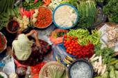 Cambiano le diete, più verdure in Italia e più carne in Cina