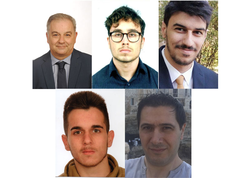 Gianfranco-Verna-Flavio-Di-Bendetto-Bibian-Zarlenga-Francesco-Verna-Antonio-Di-Michele2