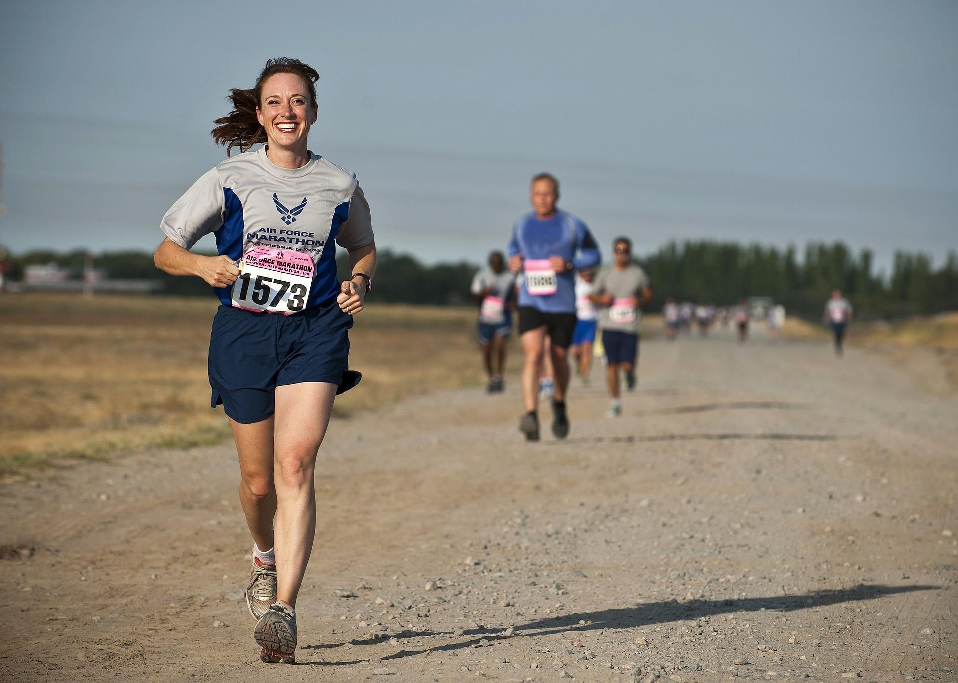 Correre la maratona ringiovanisce il sistema vascolare di 4 anni