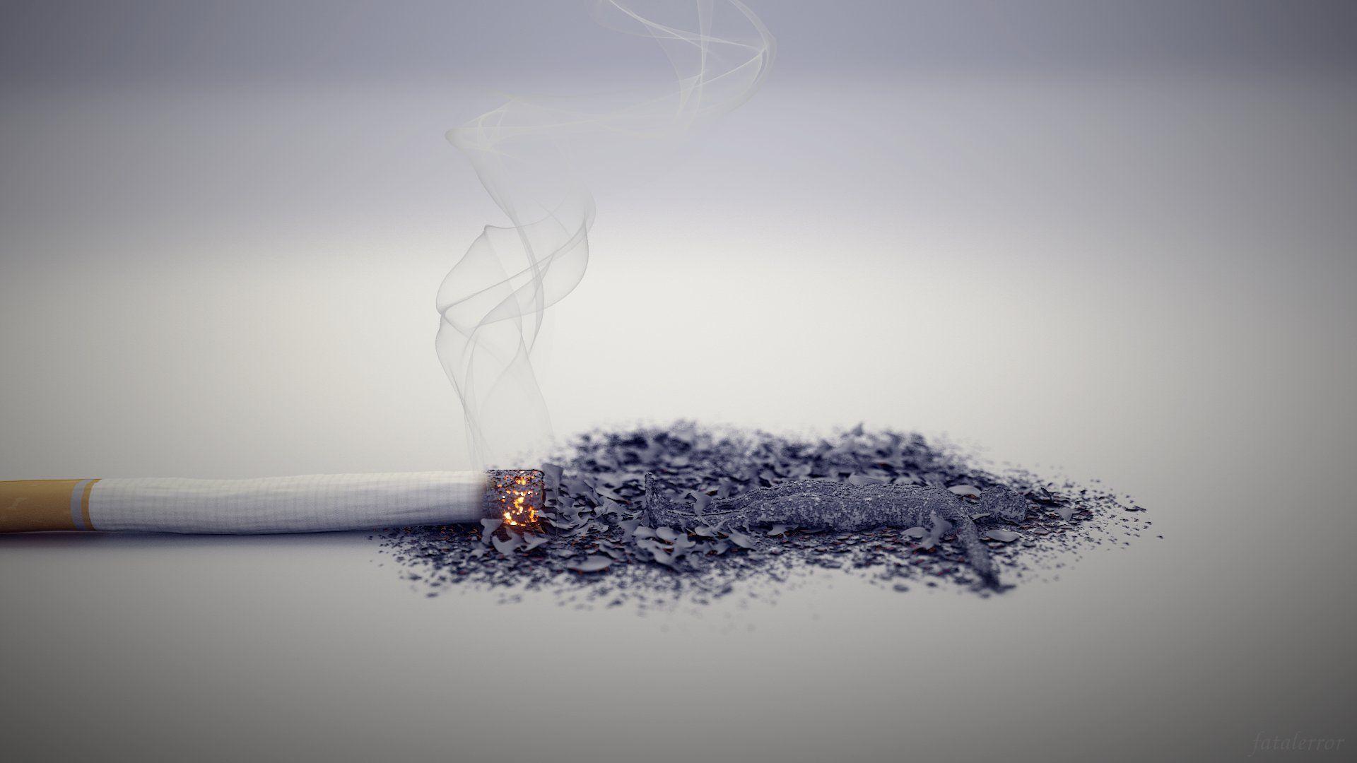 Salute mentale e depressione più a rischio con il fumo