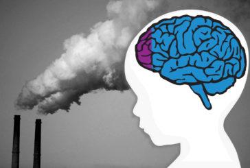 QI più basso a causa degli inquinanti