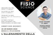 CORSO DI ALLENAMENTO DELLA FORZA IN FISIOTERAPIA