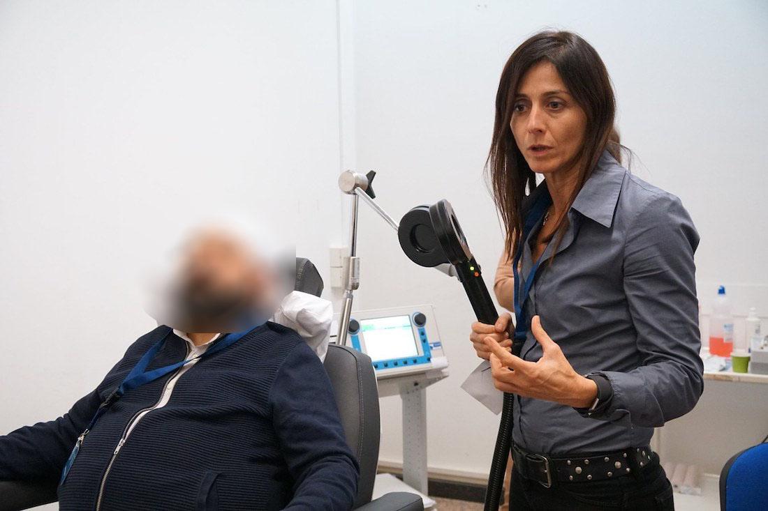 ASP Ragusa, dipendenze curate con stimolazione magnetica transcranica