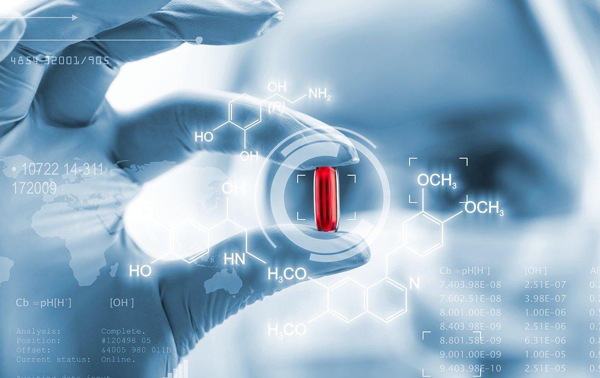 Nasce il primo farmaco creato da intelligenza artificiale