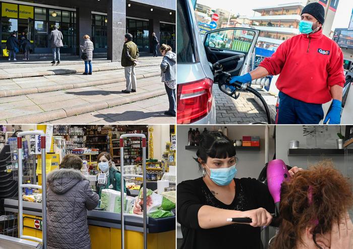 Coronavirus: Conte, stanziati 25 miliardi. Non c'è chiusura verso misure più restrittive in Lombardia
