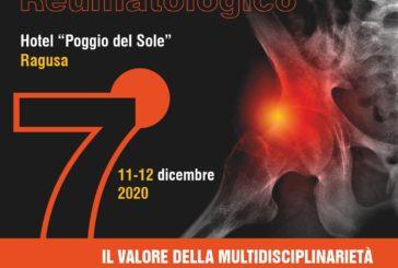7° FOCUS REUMATOLOGICO – IL VALORE DELLA MULTIDISCIPLINARIETÀ NELLA GESTIONE DELLE MALATTIE REUMATOLOGICHE