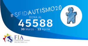 #sfidAutismo20