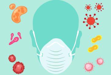 I protocolli di sicurezza anti-contagio e l'utilizzo dei dispositivi di protezione individuale per le vie respiratorie, nei luoghi di lavoro, per impedire il contagio da virus Covid-19 dei lavoratori a rischio