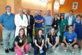 Convenzione tra l'Avis comunale e l'Arnas Garibaldi per le donazioni del sangue
