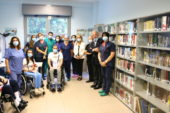 Catania, in Unità Spinale al via il servizio della biblioteca