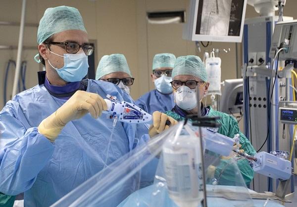 Insufficienza della valvola tricuspide: a Maria Cecilia Hospital, per la prima volta in Italia, si interviene con la Triclip