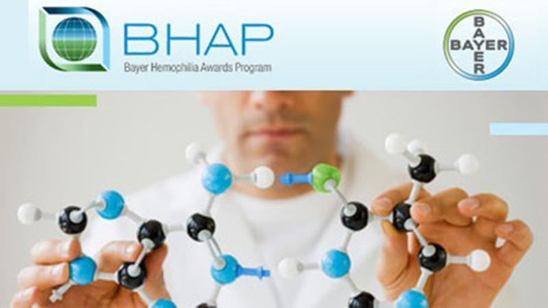 Tre italiani vincono il Bayer Hemophilia Awards Program 2019 (BHAP)