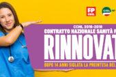 """Contratto Sanità Privata. AIOP Emilia-Romagna """"accelera"""" per la ratifica della pre-intesa dal 1° ottobre 2020"""
