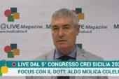 Un successo il Congresso regionale del CReI Sicilia. Intervista al dott. Aldo Molica Colella