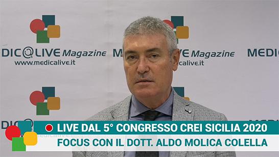 5° congresso regionale CReI Sicilia - Aldo Molica Colella - AV Eventi e Formazione