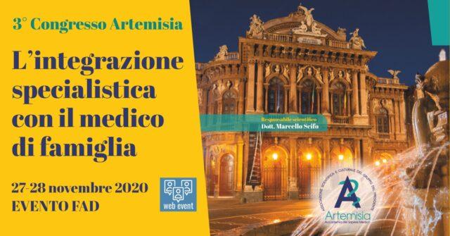3° congresso artemisia - intervista dott. marcello scifo