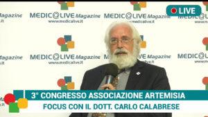 associazione artemisia - intervista dott. carlo calabrese
