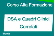 Corso di alta formazione – DSA e quadri clinici correlati