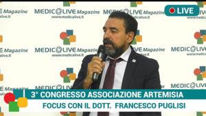 terzo congresso artemisia - intervista al dott. francesco puglisi