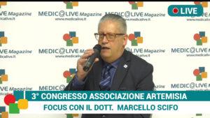 terzo congresso artemisia - intervista dott. marcello scifo