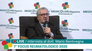 7° focus reumatologico - intervista al dott. mario bentivegna