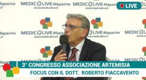 terzo congresso artemisia - intervista al dott. roberto fiaccavento