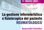 La gestione infermieristica e fisioterapica del paziente reumatologico – seconda edizione