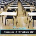 scadenza concorsi 14-18 febbraio 2021