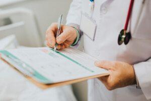 Cartella medica incompleta - img 1