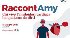 raccontamy - malattie rare - la campagna social sull'amiloidosi cardiaca