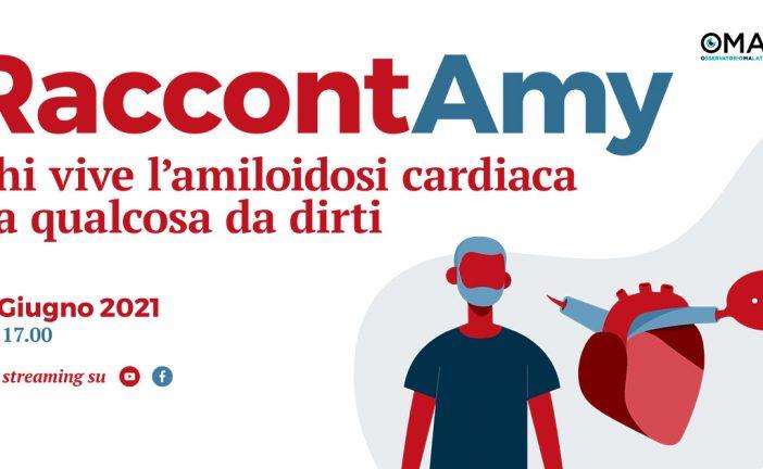 "Malattie rare, al via ""RaccontAMY"", la campagna social sull'amiloidosi cardiaca"